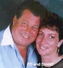Paradise Lakes Resort's long time residents & hosts' Ed & Diane